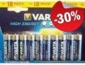 VARTA Alkaline Batterij AAA (10 stuks)