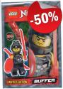 LEGO Buffer met Wapens (Polybag)