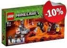 LEGO 21126 De Whiter