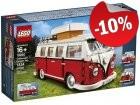 LEGO 10220 Volkswagen T1 Camper Van, slechts: € 89,99