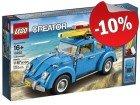 LEGO 10252 Volkswagen Beetle, slechts: € 89,99