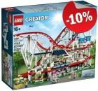 LEGO 10261 Achtbaan, slechts: € 314,99