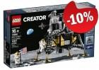 LEGO 10266 NASA Apollo 11 Maanlander, slechts: € 89,99