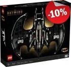 LEGO 76161 1989 Batwing, slechts: € 179,99