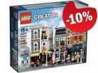 LEGO 10255 Gebouwenset, slechts: € 233,99