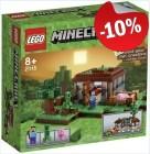 LEGO 21115  Minecraft Microworld - The First Night