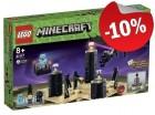 LEGO 21117  Minecraft Microworld - The Ender Dragon