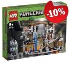 LEGO 21118  Minecraft Microworld - The Mine