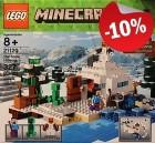LEGO 21120 De Sneeuwschuilplaats