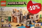 LEGO 21121 Woestijnuitkijkpost