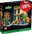 LEGO 21324 123 Sesame Street, slechts: € 107,99