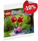 LEGO 30408 Tulpen (Polybag), slechts: € 4,49