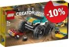 LEGO 31101 Monster Truck, slechts: € 13,49