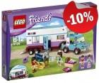 LEGO 41125 Paardendoker Trailer