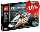 LEGO 42052 Zwaar Transport Helicopter, slechts: € 119,69
