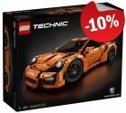 LEGO 42056 Porsche 911 GT3 RS, slechts: € 296,99