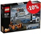 LEGO 42062 Container Transport, slechts: € 49,49