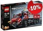 LEGO 42068 Vliegveld-Reddingsvoertuig, slechts: € 80,99