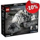 LEGO 42100 Graafmachine Liebherr R 9800, slechts: € 404,99