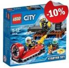 LEGO 60106 Brandweer Starterset, slechts: ¬ 8,99