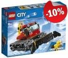 LEGO 60222 Sneeuwschuiver, slechts: € 17,99
