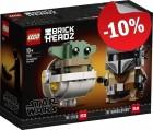 LEGO 75317 De Mandalorian en het Kind, slechts: € 17,99