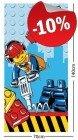 LEGO Strandlaken City Construction, slechts: € 13,49