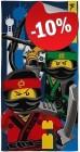 LEGO Strandlaken Ninjago Movie, slechts: € 13,49