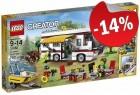 LEGO 31052 Vakantieplekjes, slechts: ¬ 59,99