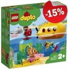 DUPLO 10910 Avontuur met Onderzeeër, slechts: € 16,99