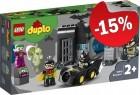DUPLO 10919 Batcave, slechts: € 29,74