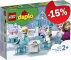 DUPLO 10920 Elsa's en Olaf's IJsfeest, slechts: € 16,99