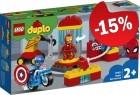 DUPLO 10921 Laboratorium van Superhelden, slechts: € 25,49