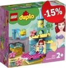 DUPLO 10922 Ariel's Onderwaterkasteel, slechts: € 25,49