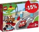 DUPLO 10924 Lightning McQueen's Racedag, slechts: € 25,49