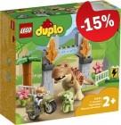 DUPLO 10939 T-Rex en Triceratops Dinosaurus Ontsnapping, slechts: € 29,74