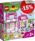 DUPLO 10942 Minnie's Huis en Café, slechts: € 46,74
