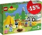 DUPLO 10946 Familie Camper Avonturen, slechts: € 25,49