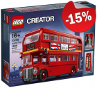 LEGO 10258 Routemaster London Bus, slechts: € 110,49