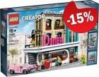LEGO 10260 Diner in de Stad, slechts: € 144,49