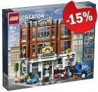 LEGO 10264 Hoek Garage, slechts: € 161,49