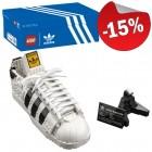 LEGO 10282 Adidas Superstar, slechts: € 76,49