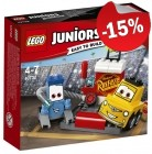 LEGO 10732 Guido en Luigi's Pitstop, slechts: € 8,49