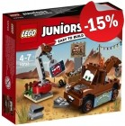 LEGO 10733 Takels Sloopterrein, slechts: € 8,49