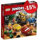 LEGO 10744 Thunder Hollow Crazy 8 Race, slechts: € 33,99