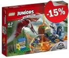 LEGO 10756 Ontsnappen aan de Pteranodon, slechts: € 21,24