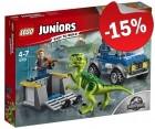 LEGO 10757 Raptor Reddingsauto, slechts: € 25,49