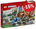 LEGO 10758 T-Rex Ontsnapping, slechts: € 46,74