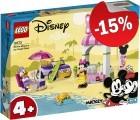 LEGO 10773 Minnie Mouse IJssalon, slechts: € 16,99