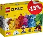 LEGO 11008 Stenen en Huizen, slechts: € 16,99